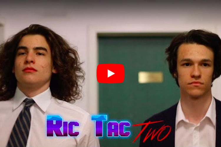The Story Behind Ric Tac Two: A Masterful Film from Alex Secilmis '19