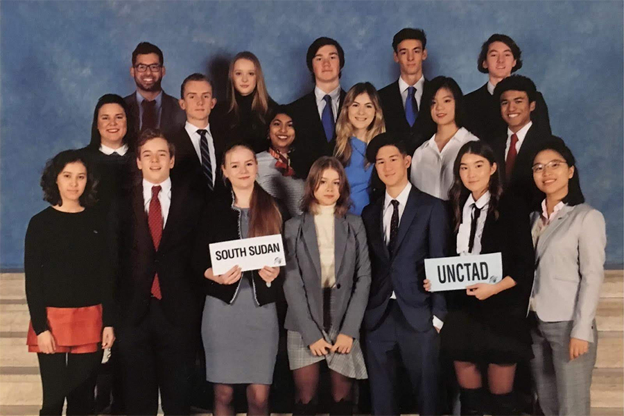 Diplomats for a Week: The memorable trip to The Hague for the THIMUN conference