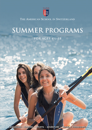 TASIS Switzerland Summer Programs 2020